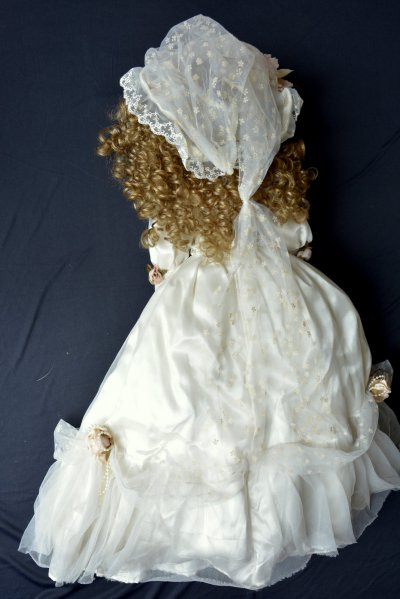 "Wedding Doll ""Mariage"""