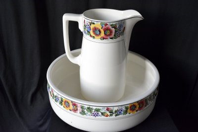 "Villeroy&Boch. Wash set ""Old Village"""