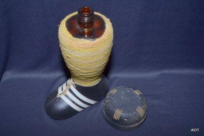 Бутылка-контейнер для ликера  «Футбол»