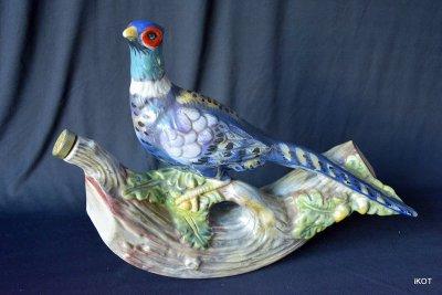 Бутылка-контейнер для ликера  «Синяя Птица»