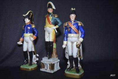 Capodimonte «Солдаты армии Наполеона»