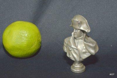 Silver seal Napoleon